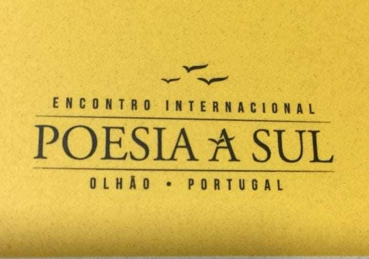 International Poetry Festival in Olhao, Algarve, 25.10.2020