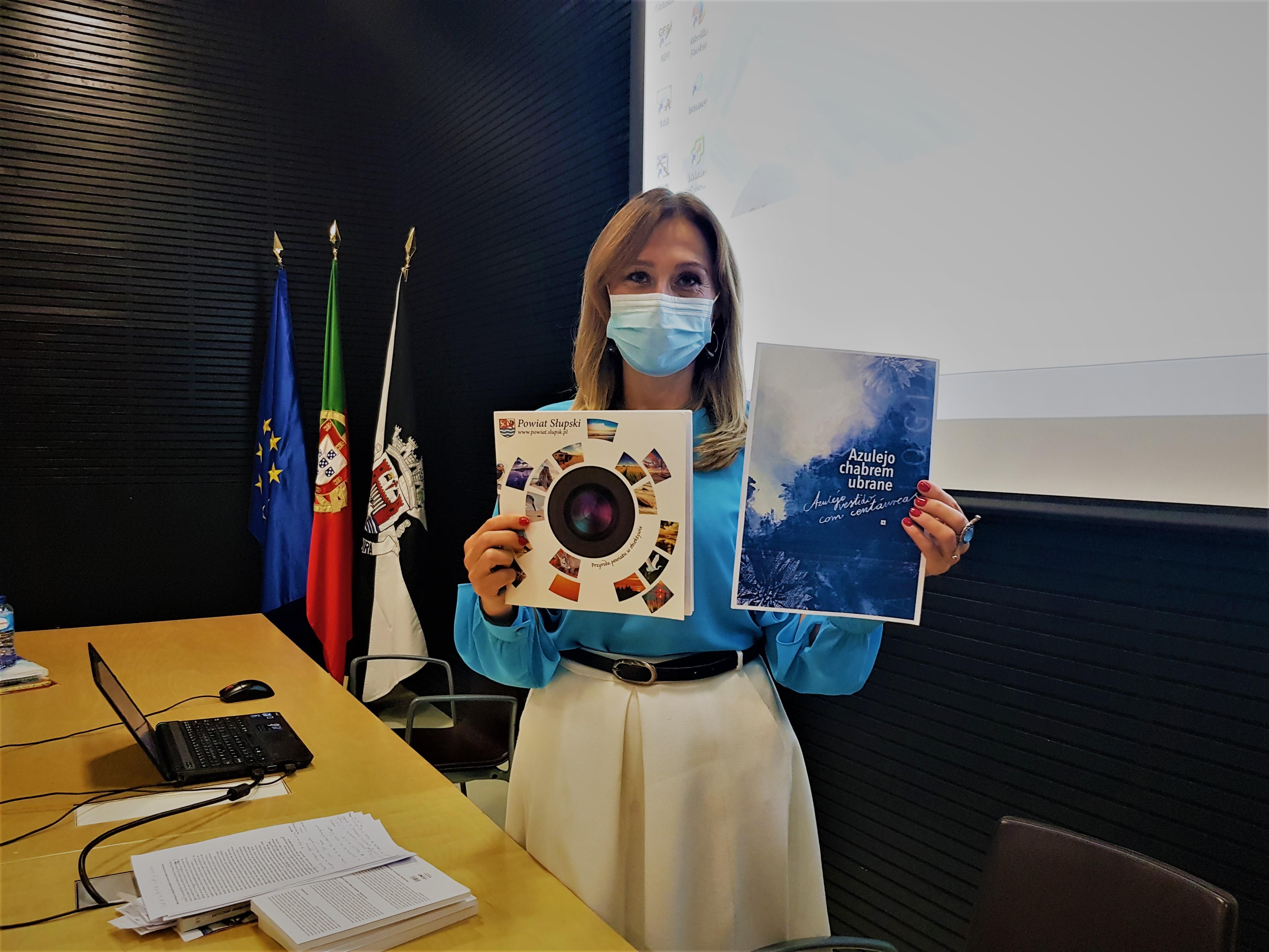 Book presentation in the Tavira Library