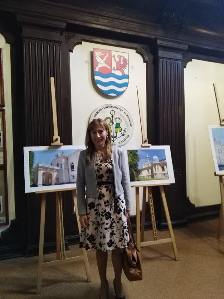 Prémio de prestígio do Słupsk Staroste pela construção de pontes culturais polaco-portuguesas